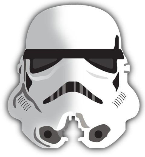 Star Wars Imperial Stormtrooper Helmet
