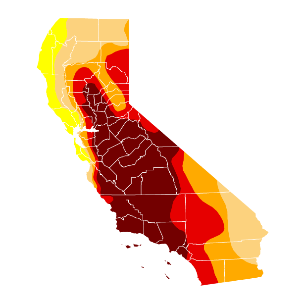 one year after california s worst snowpack ever levels are back to 87 of normal los angeles times