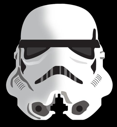 Star Wars Imperial Stormtrooper Helmet