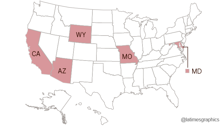 states that allow poison gas executions